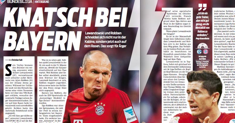 So berichtete SPORT BILD nach dem 4:0 über den VfB Stuttgart