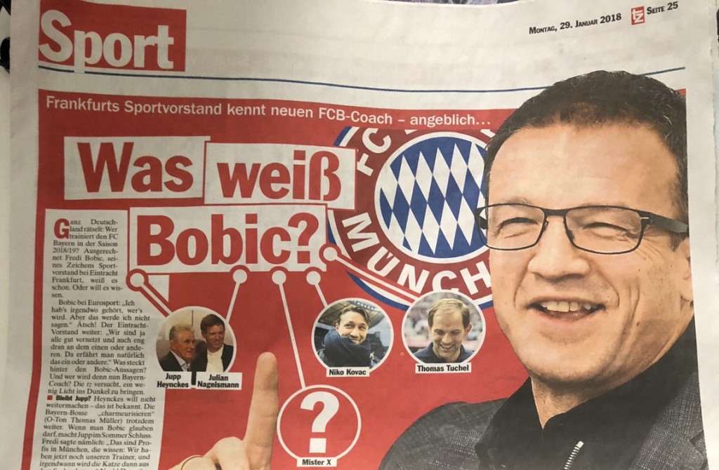 So berichtete vergangene Woche die Münchner