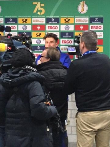 Nach dem Pokalsieg mit Schalke über Wolfsburg steht Goretzka im Fokus