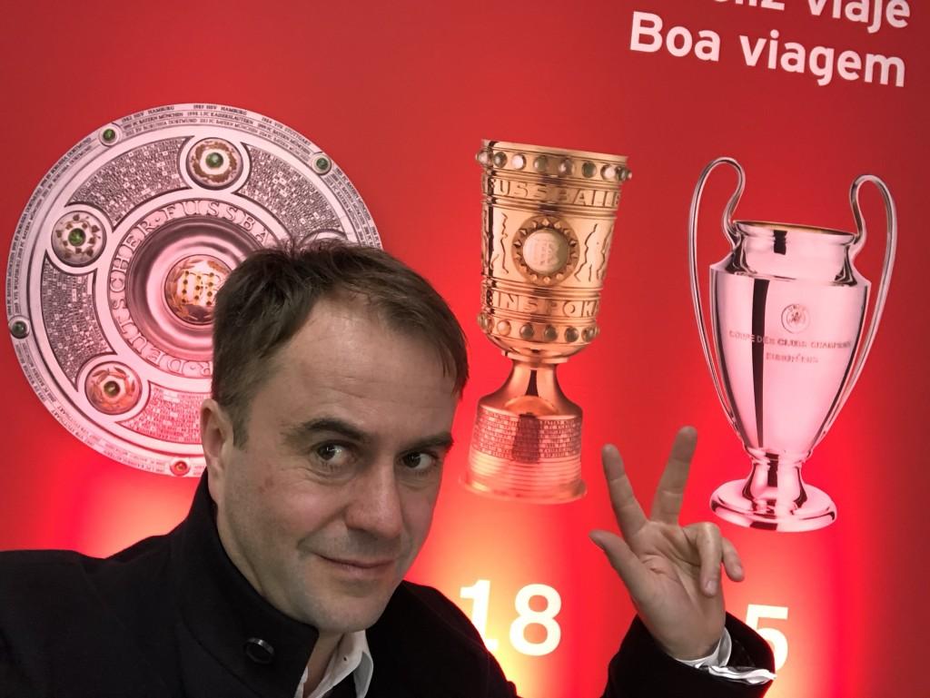 Der Triple-Traum geht weiter. Nächste Station ist das Halbfinale gegen Real Madrid