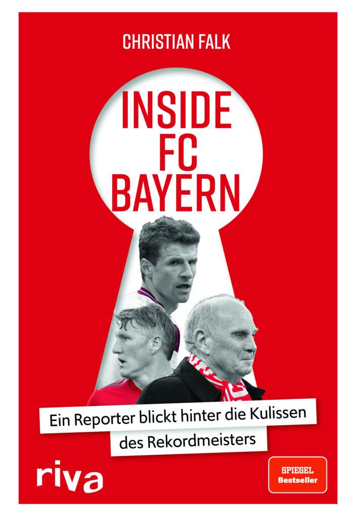 Bayern-Anekdoten über Oliver Kahn und Thomas Müller findet Ihr auch in meinem Buch